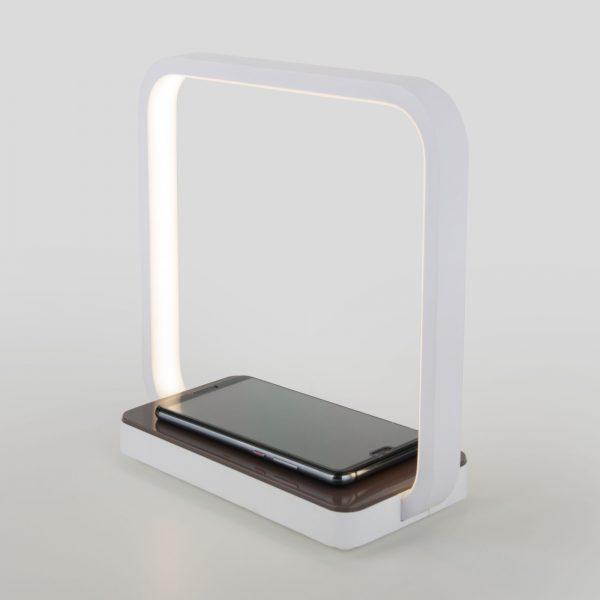 Настольный светодиодный светильник 80502/1 белый 80502/1 белый 11
