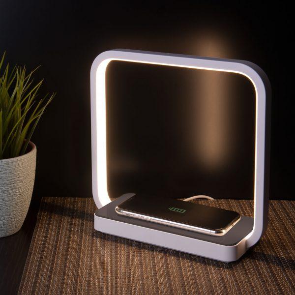 Настольный светодиодный светильник 80502/1 белый 80502/1 белый 13