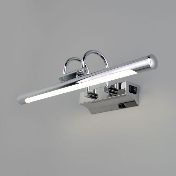 Flint Neo SW LED хром Настенный светодиодный светильник с выключателем MRL LED 1022 1