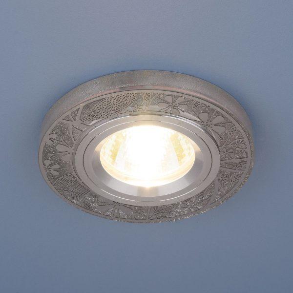 Встраиваемый точечный светильник с LED подсветкой 8096 MR16 SL 2