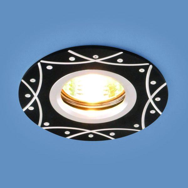 Встраиваемый алюминиевый точечный светильник 5157 MR16
