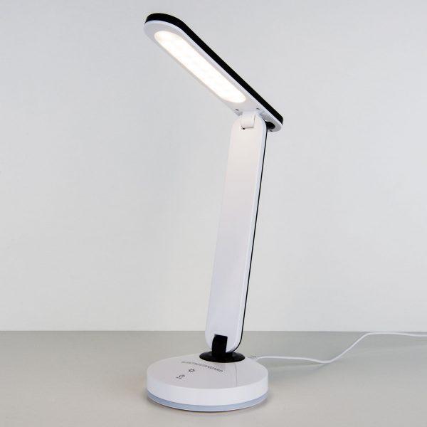 Настольный светодиодный светильник Flip белый/черный TL90480 3