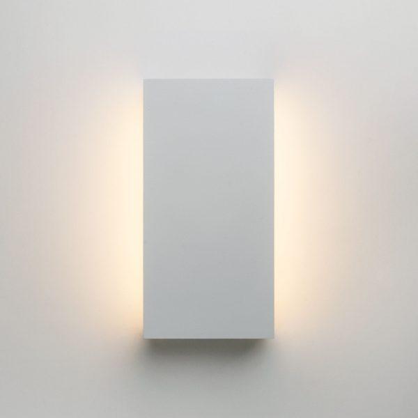 GOLF белый уличный настенный светодиодный светильник 1705 TECHNO LED 1
