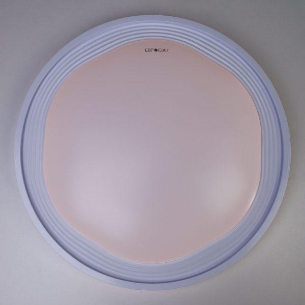 Накладной светодиодный светильник 40006/1 LED белый 2
