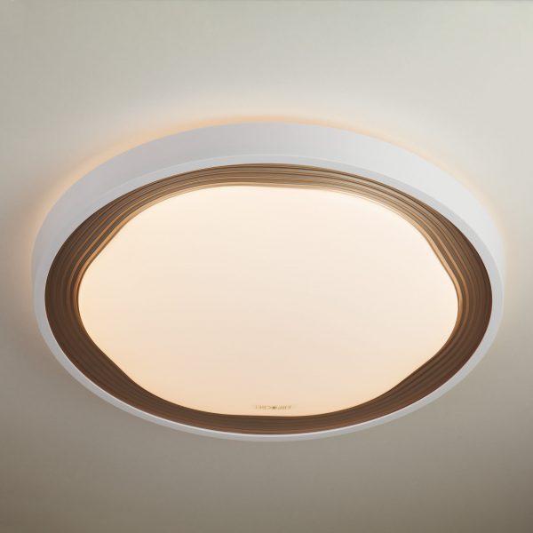 Накладной светодиодный светильник 40006/1 LED кофе
