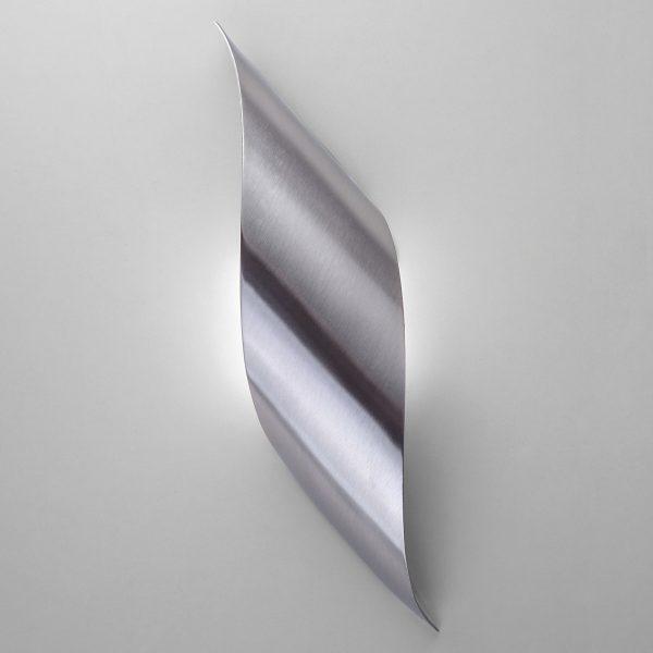 Настенный светодиодный светильник 40130/1 LED сатин-никель 1