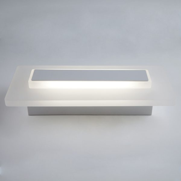 Настенный светодиодный светильник 40132/1 LED белый 1