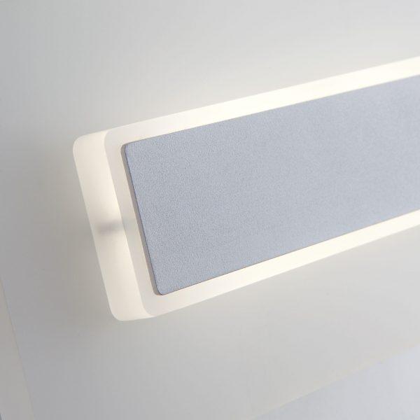 Настенный светодиодный светильник 40132/1 LED белый 2