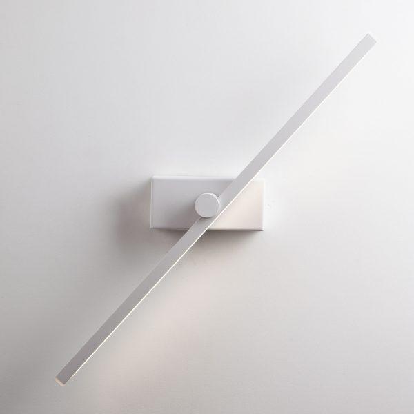Настенный светодиодный светильник 40133/1 LED белый 1