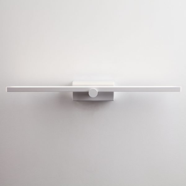 Настенный светодиодный светильник 40133/1 LED белый 3