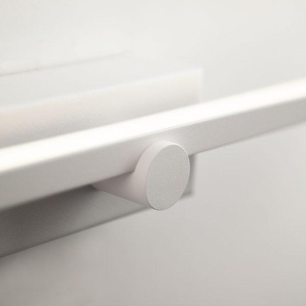 Настенный светодиодный светильник 40133/1 LED белый 4