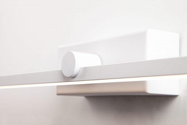 Настенный светодиодный светильник 40134/1 LED белый 2