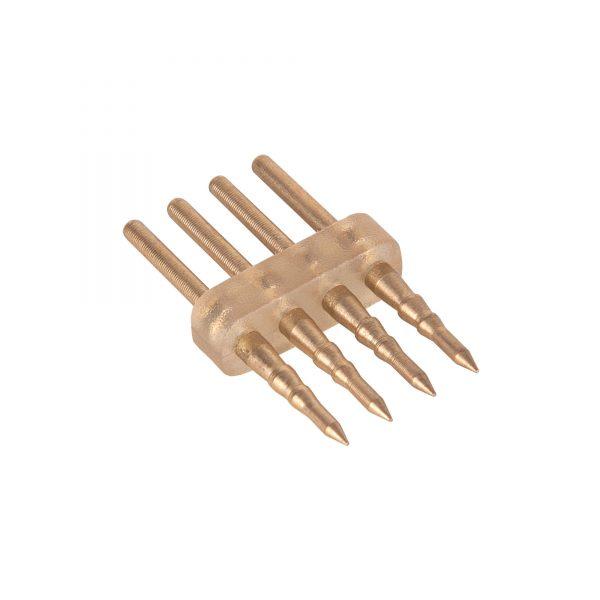 Внутренний переходник для светодиодного гибкого неона 5050 RGB (10 шт.) PSL-05