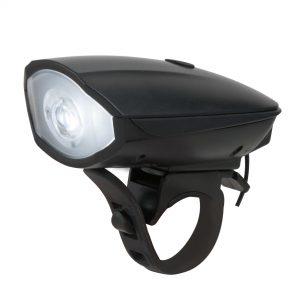 Велофонарь светодиодный с кнопкой звонка Speaker