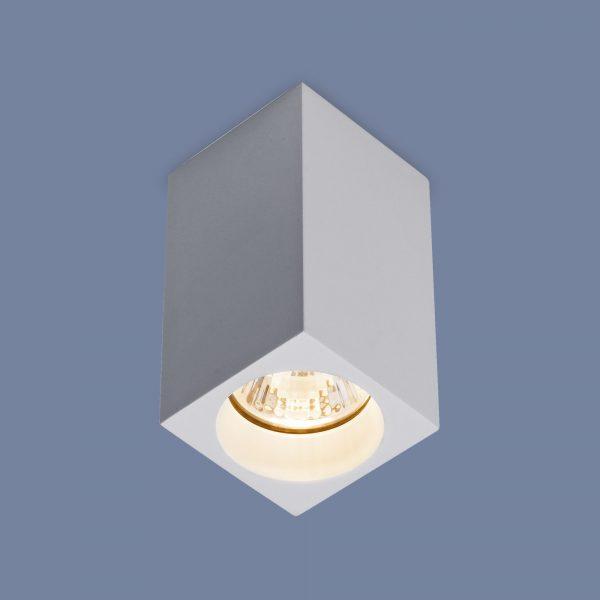 Накладной потолочный светильник 1085 GU10 WH белый матовый 3