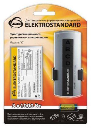 3-канальный контроллер для дистанционного управления освещением Y7