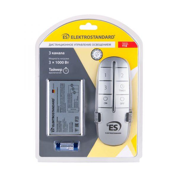 3-канальный контроллер для дистанционного управления освещением Y10 2