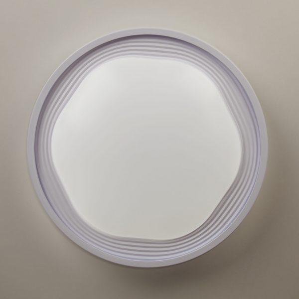 Накладной светодиодный светильник 40005/1 LED белый 1