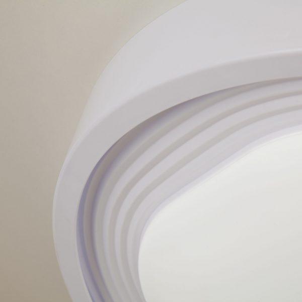 Накладной светодиодный светильник 40005/1 LED белый 2
