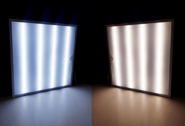 светодиодные светильники в потолок армстронг размером 600х600 мм по цене первого импортёра