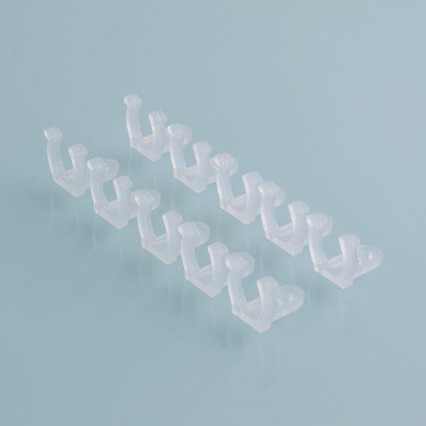 Крепеж для круглого светодиодного гибкого неона 220V 2835 (10 шт.) a040609 1