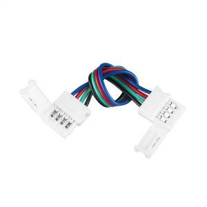 Коннектор для светодиодной ленты RGB 10 см (10 шт.) a039790