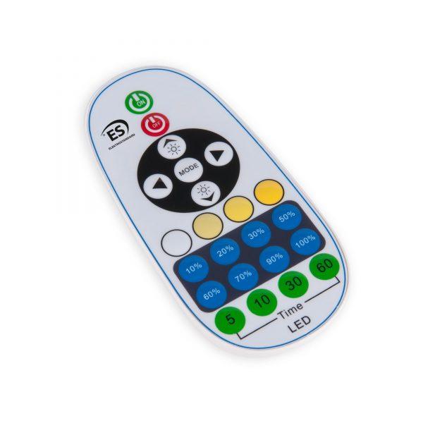 Контроллер для светодиодной ленты Premium мультибелый с ПДУ 220V (радио) IP20 LSC 007 1