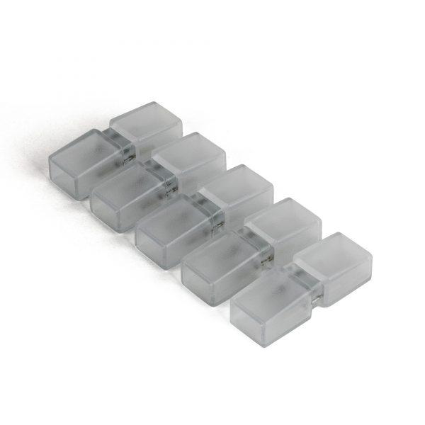 Переходник для светодиодной ленты 220V 5050 (10 шт.) a034878 1