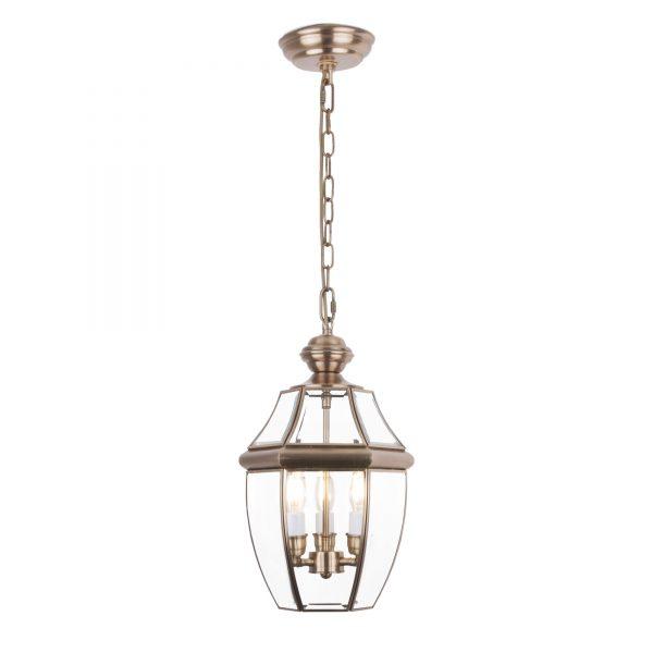 Chatel H медь уличный подвесной светильник GL 1032H 6