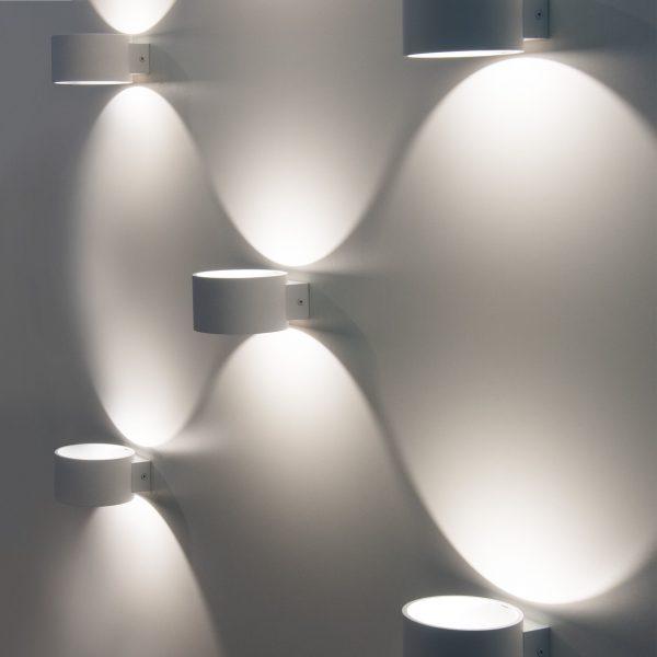 Coneto LED белый Настенный светодиодный светильник MRL LED 1045 1
