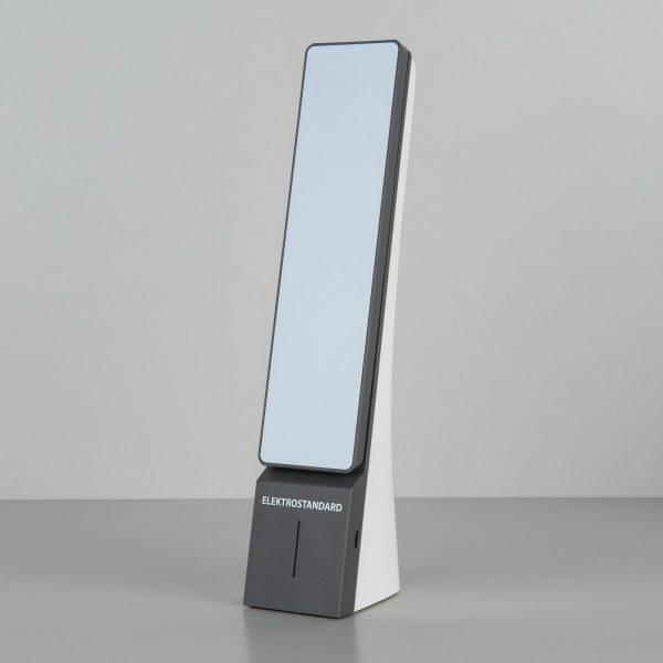 Настольный светодиодный светильник Desk белый/серый TL90450 5