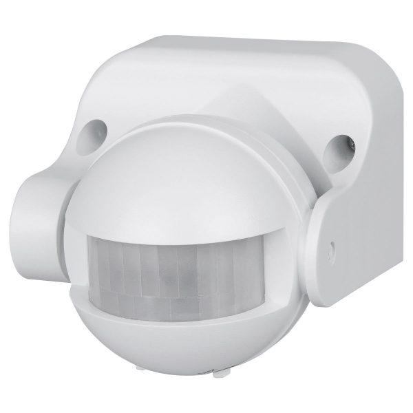 Инфракрасный датчик движения 1200W R12m Белый SNS-M-08