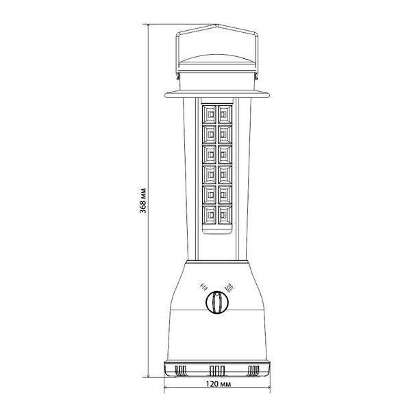 Кемпинговый светодиодный фонарь Pharos 5