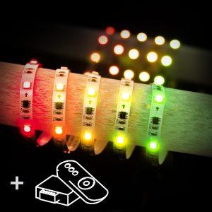 Комплект светодиодной ленты 12V 7