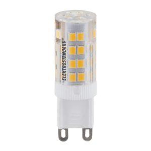 Светодиодная лампа G9 LED 5W 220V 3300K