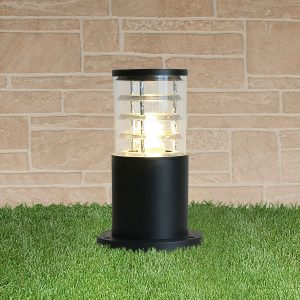 ландшафтный светильник 1508 TECHNO черный