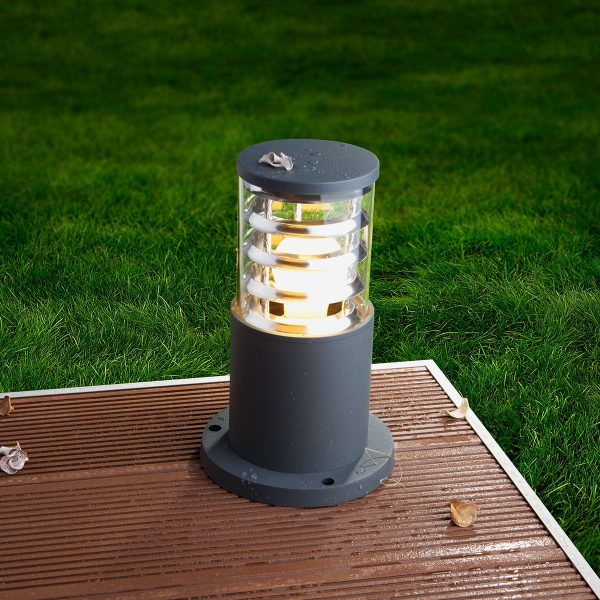 Ландшафтный светильник IP54 1508 TECHNO серый 7