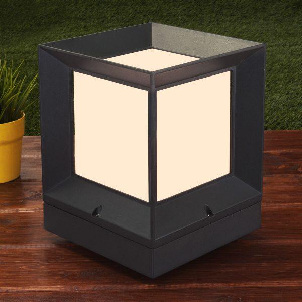 MARKO L черный ландшафтный светильник 1603 TECHNO