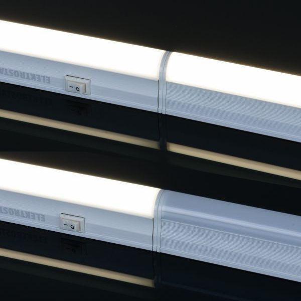 Светодиодный светильник LedStickТ5 90см84led18W6500К LSТ01 18W 3