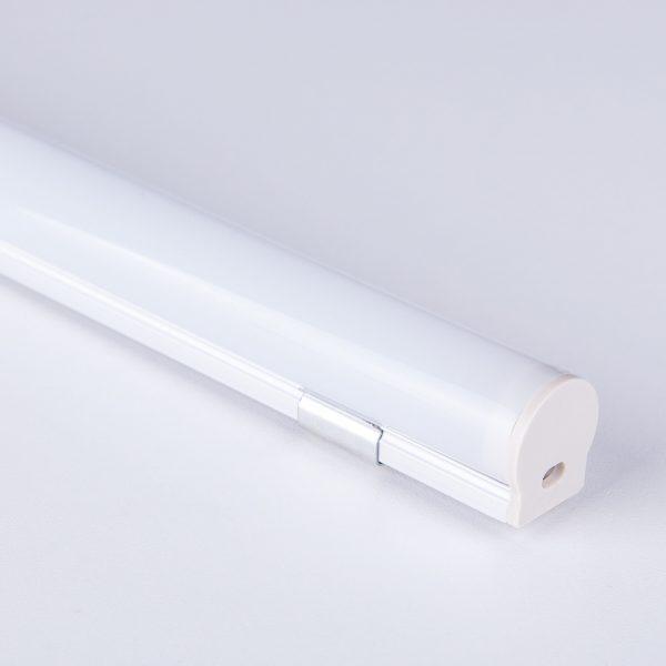 Накладной алюминиевый профиль для светодиодной ленты LL-2-ALP010 4
