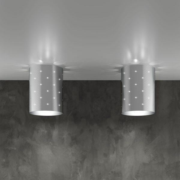 Накладной потолочный светильник 6072 MR16 CH хром 2