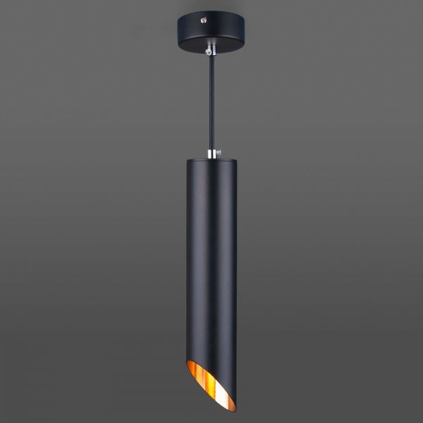 Накладной потолочный светильник 7011 MR16 BK/GD черный/золото 4