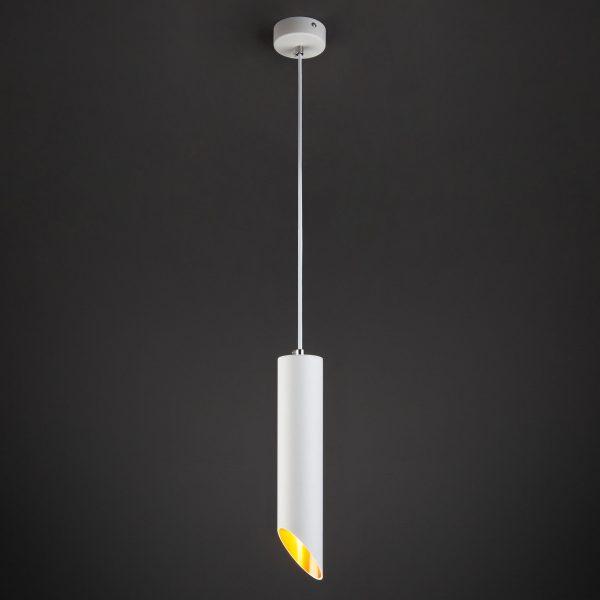 Накладной потолочный  светильник 7011 MR16 WH/GD белый/золото 2