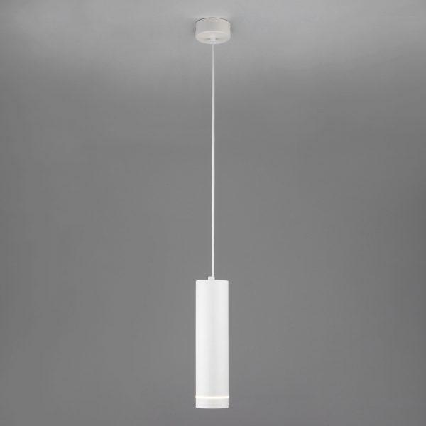 Накладной потолочный светодиодный светильник DLR023 12W 4200K белый матовый 2