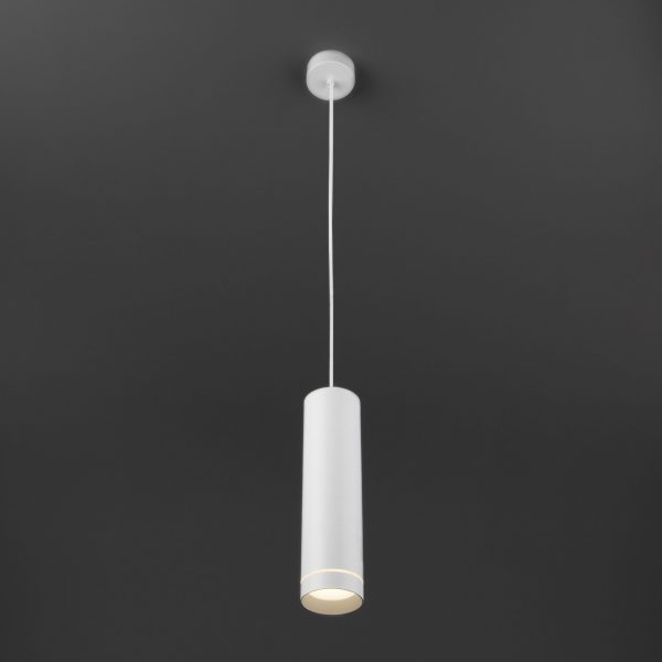 Накладной потолочный светодиодный светильник DLR023 12W 4200K белый матовый 3