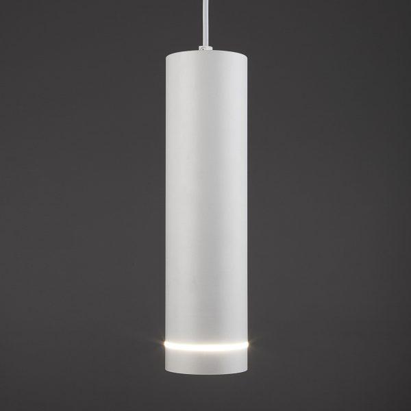 Накладной потолочный светодиодный светильник DLR023 12W 4200K белый матовый 4