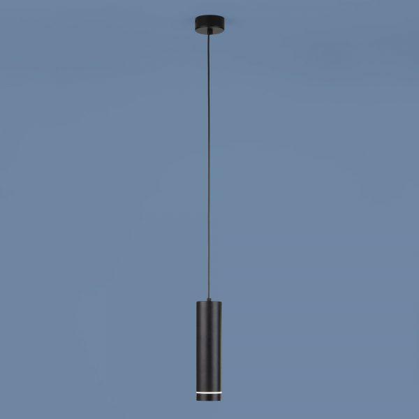 Накладной потолочный  светодиодный светильник DLR023 12W 4200K черный матовый