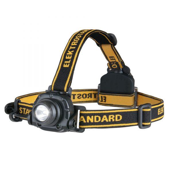 Налобный светодиодный фонарь с функцией бесконтактного включения Wizard 1
