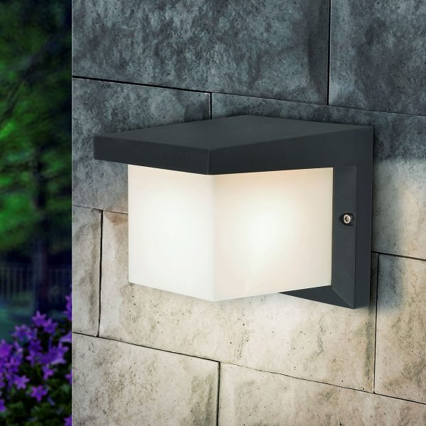 SHELTER GRIT уличный настенный светильник 1540 TECHNO 1