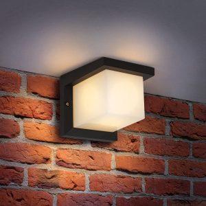 SHELTER GRIT уличный настенный светильник 1540 TECHNO